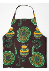 Stylish large apron in various colours