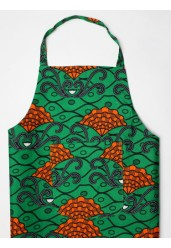 Stylish medium apron in various colours