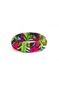 Bangle - Fuchsia Green / Wide