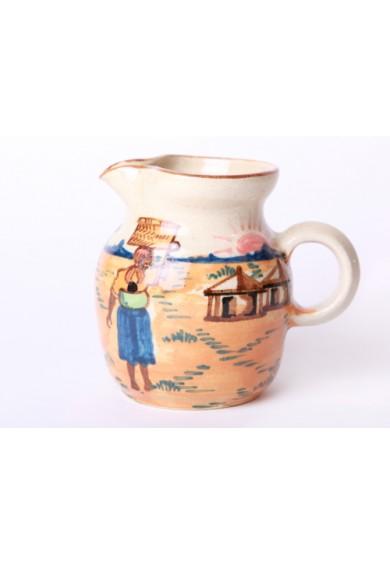 Ceramic milk jug 11cm