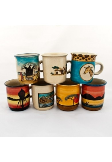 Nkhotakota Medium Mug 9cm